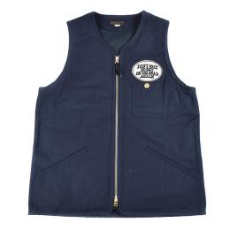ON THE ROAD VEST  NAVY