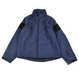 TACTICAL SOFT CELL JACKET  NAVY
