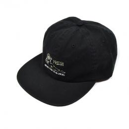 SNOID  FRESH CAP BLK