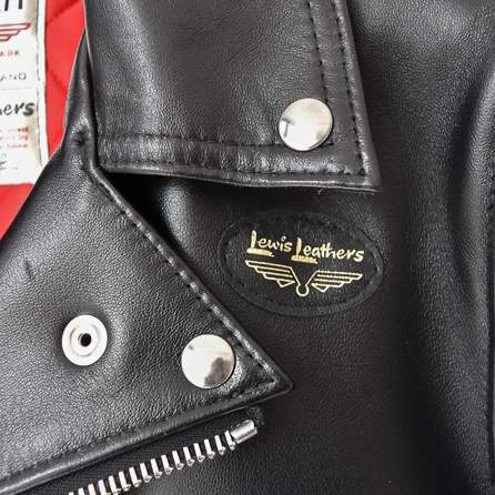 "[LEWIS LEATHERS 441T ""TIGHT FIT CYCLONE""]"