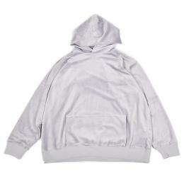 【PENNEY'S】 70s VEROUR PULL-HOODIE  GRAY